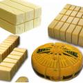 Машины для нарезки сыра